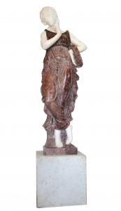 Hand Carved Marble Statue