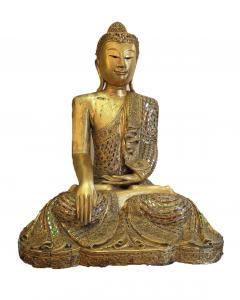 Thailand Gold Leaf Budha