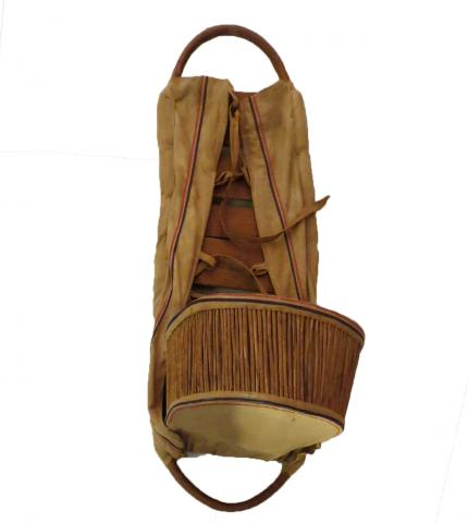 Native American Papoose Cradle Board