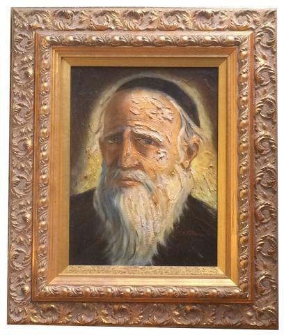 Benjamin Gilman Oil Painting