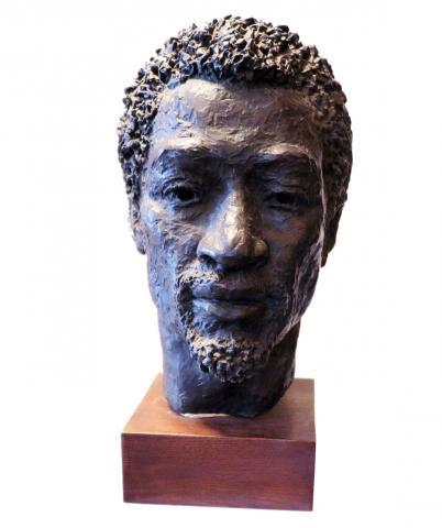 Ian M. Ball Sculpture
