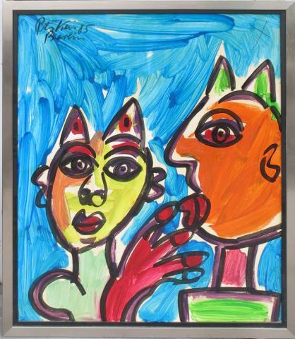 Peter Keil Painting