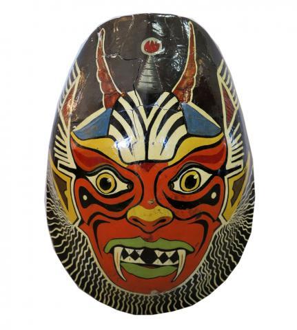 Tortoise Shell Mask