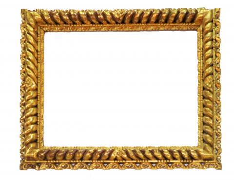 Wood Gilded Frame