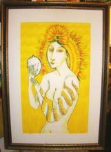 Cuban Artist Fernando Trujillo