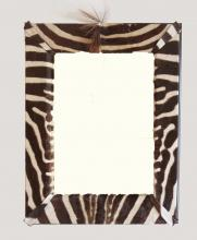 Zebra Mirror with Mane