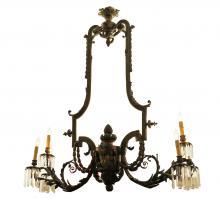 1820 chandelier