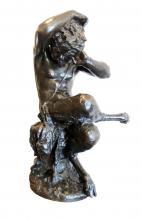 Bronze Sculpture By Claude Michael Clodion