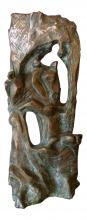 Modern Sculpture  by HK Bronze Studios