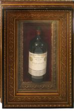 Magnum Size Wine Bottle Chateau Cheval Blanc 1998
