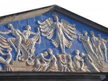 Theatre Terracotta Facade